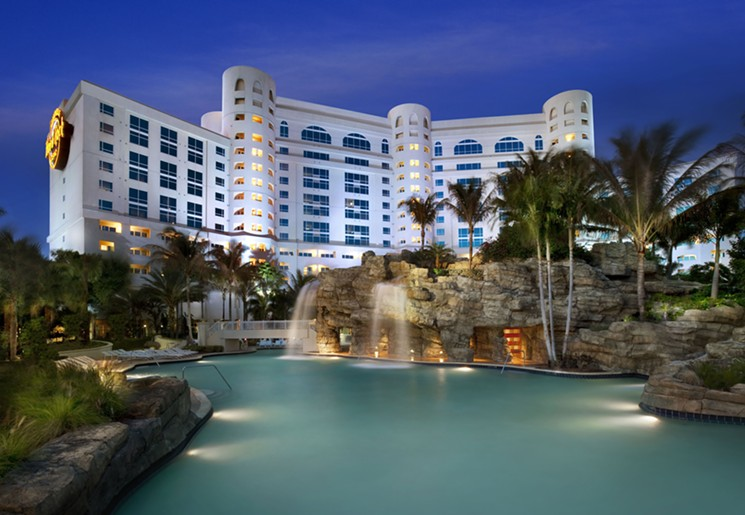 what is the biggest casino in florida