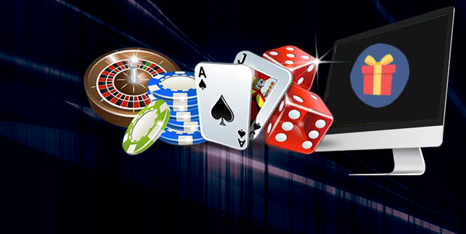 DIFFERENT TYPES OF ONLINE CASINO BONUS -