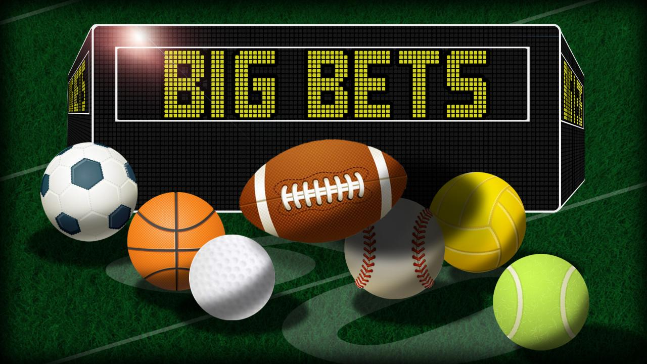 What makes online sports betting better than traditional sports betting -