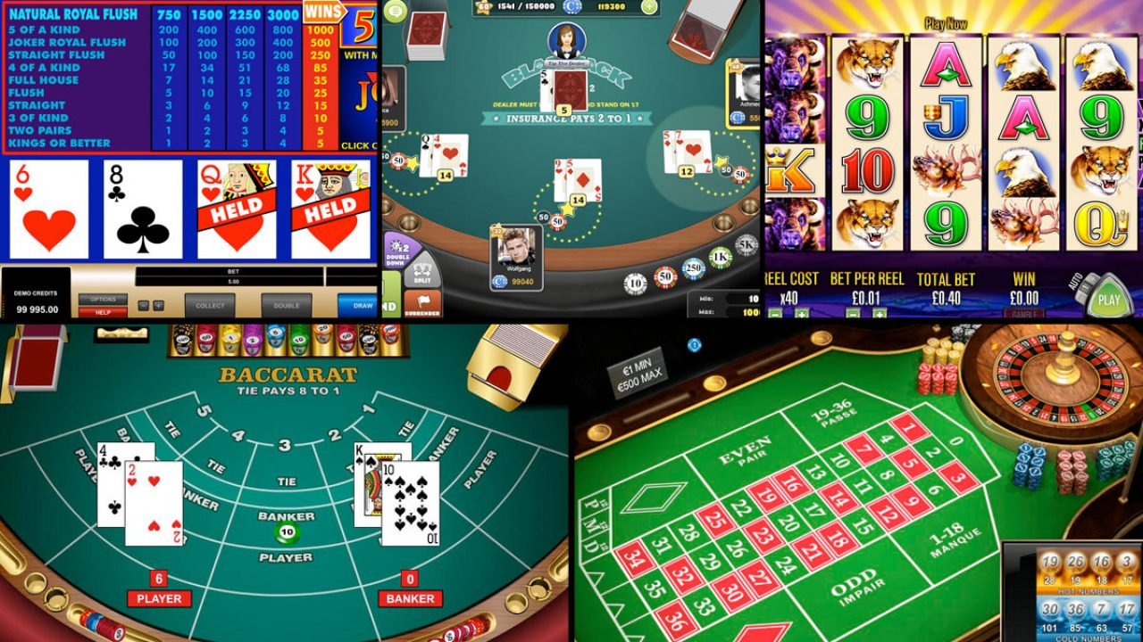 Top Online Casino Games That Give You the Best Chance of Winning